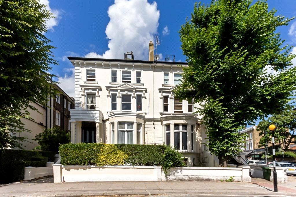 4 Bedrooms Maisonette Flat for sale in Belsize Park, Belsize Park, London, NW3