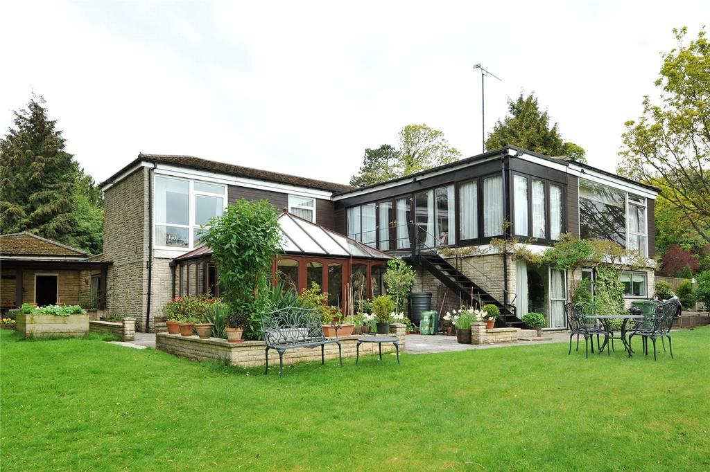 4 Bedrooms Detached House for sale in Paul Mead, Edge, Stroud, Gloucestershire, GL6