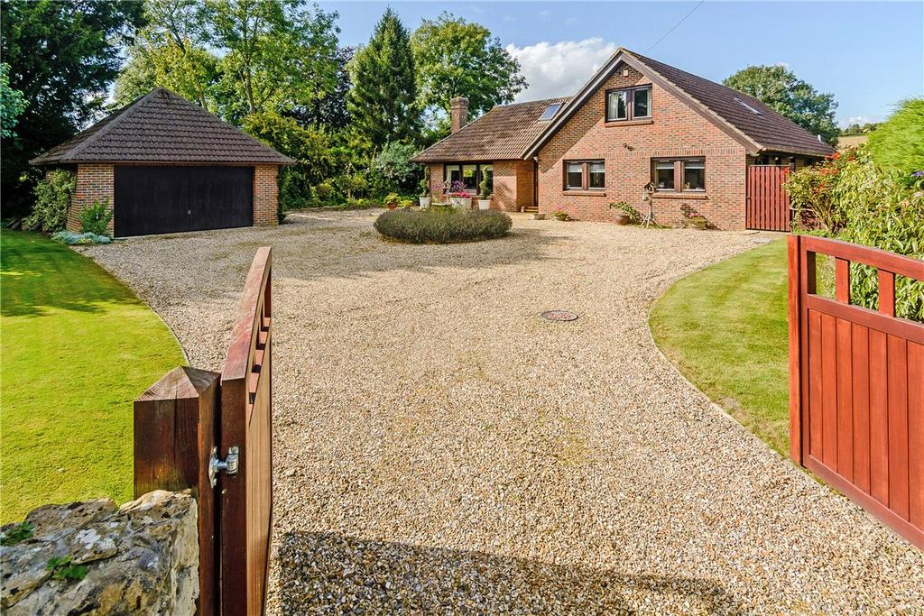 5 Bedrooms Detached House for sale in Stert, Devizes, Wiltshire, SN10