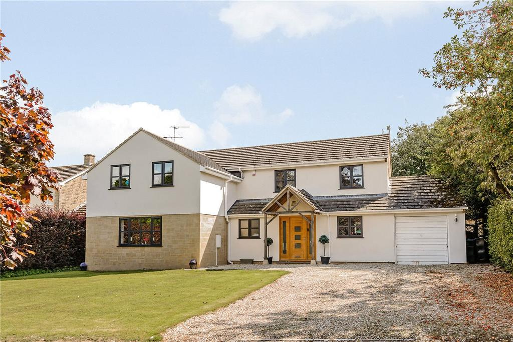 5 Bedrooms Detached House for sale in Fortunes Field, Broad Hinton, Swindon, Wiltshire, SN4