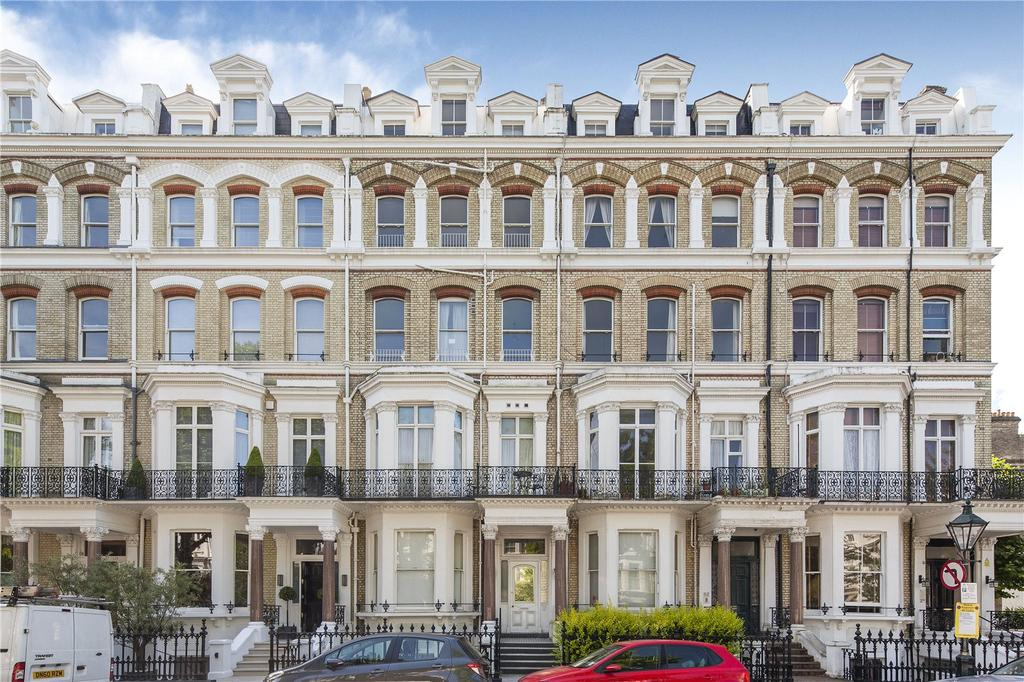 6 Bedrooms Terraced House for sale in Vicarage Gate, London, W8