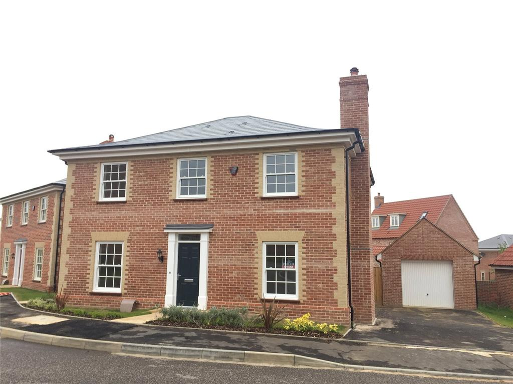 4 Bedrooms Detached House for sale in Plot 120 Staithe Place, Fakenham Road, Wells-next-the-Sea, Norfolk, NR23