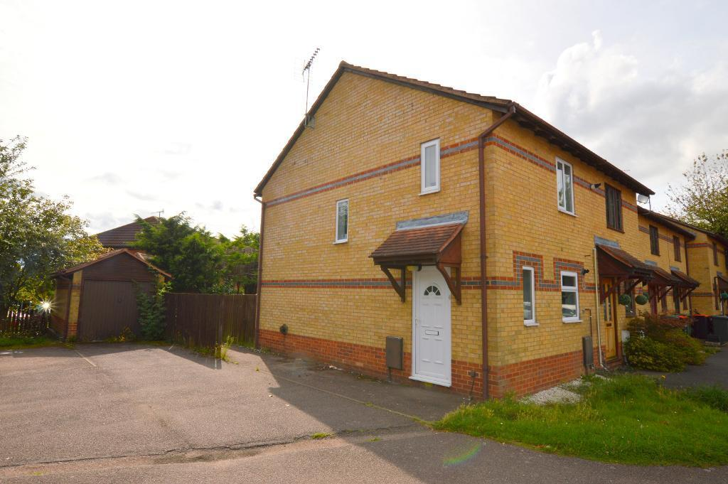 2 Bedrooms End Of Terrace House for sale in Dovedale, Luton, Bedfordshire, LU2 7FQ