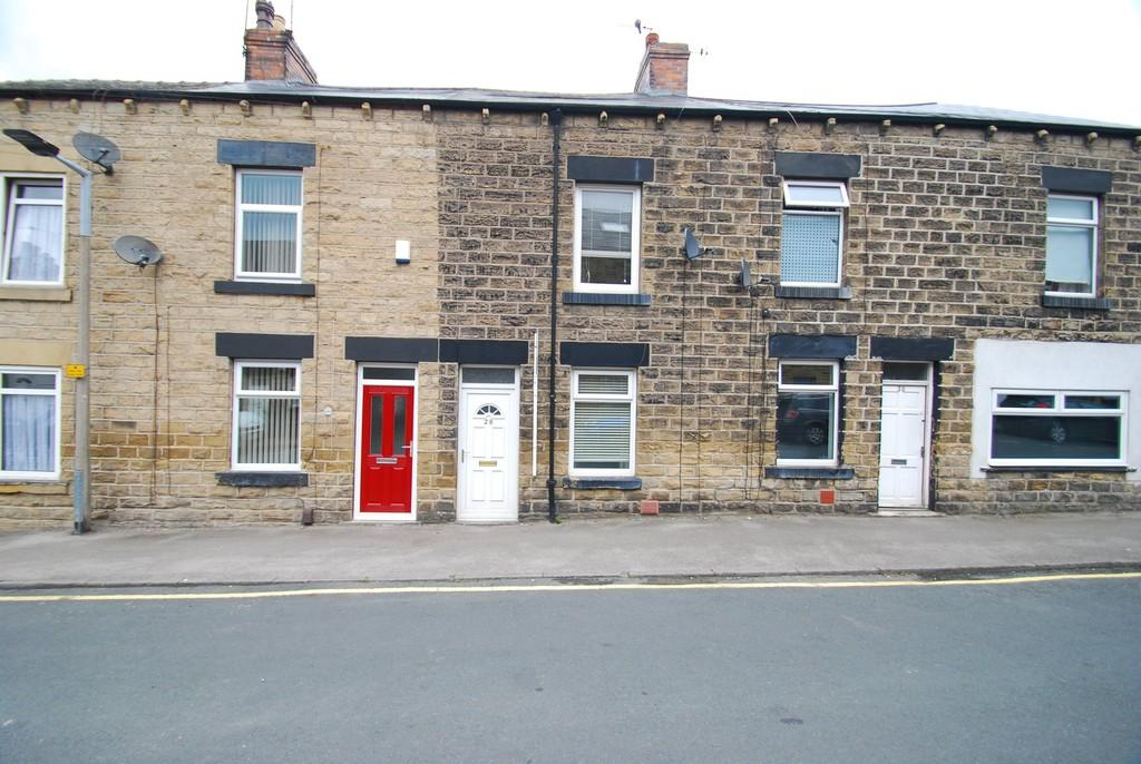 2 Bedrooms Terraced House for sale in James Street, Barnsley S71