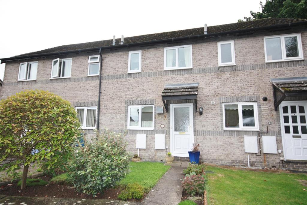2 Bedrooms Terraced House for sale in Rosebay Close, Horton Heath, Eastleigh
