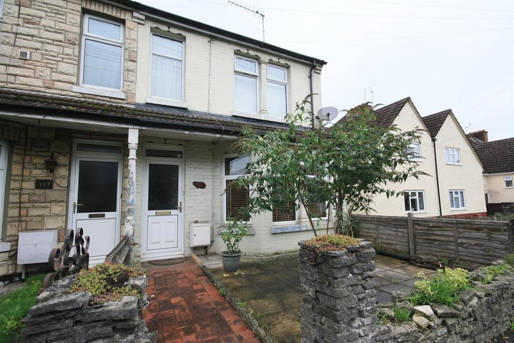 2 Bedrooms End Of Terrace House for sale in Twyford Road, Eastleigh