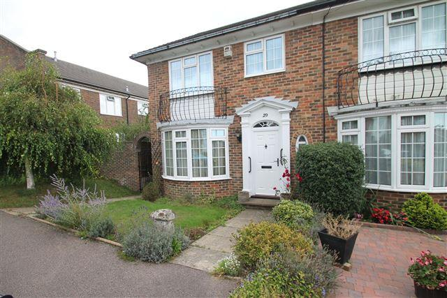3 Bedrooms End Of Terrace House for sale in The Martlet, Hove