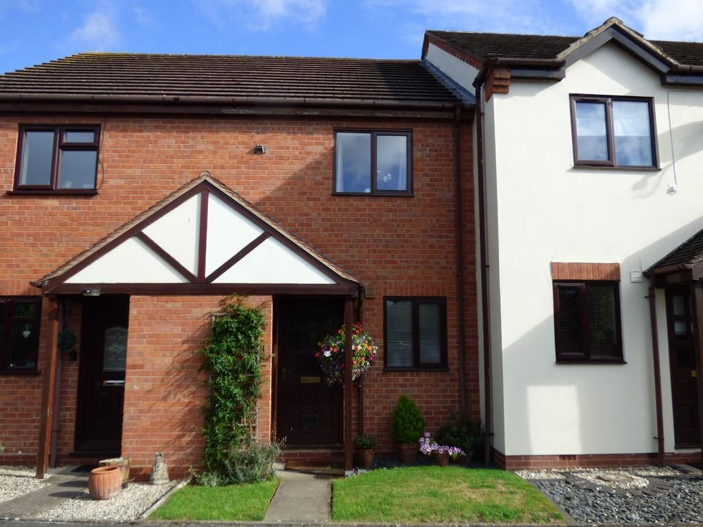 2 Bedrooms Terraced House for sale in Fountain Gardens, Wellesbourne