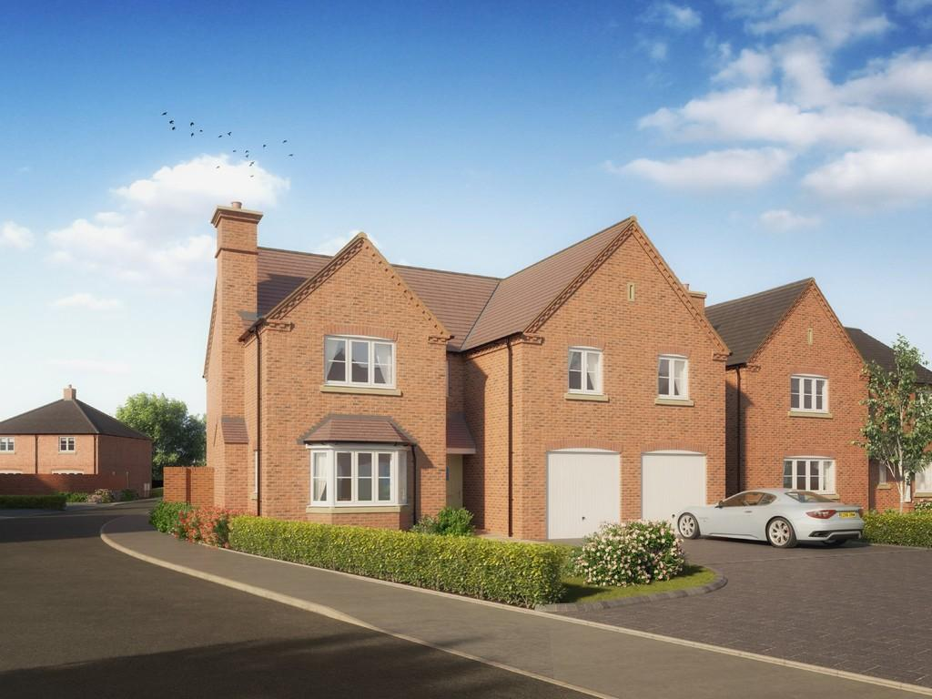 4 Bedrooms Detached House for sale in Plot 22 The Victoria, Seven Arches, Barford