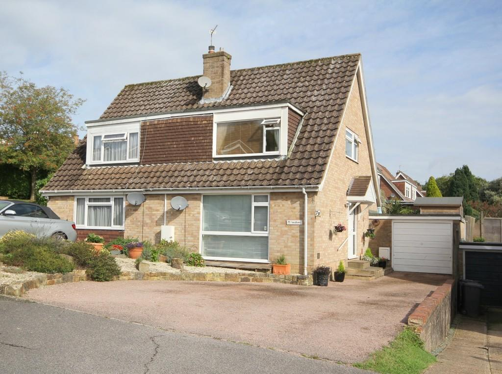 3 Bedrooms Semi Detached House for sale in Southridge Rise, Crowborough