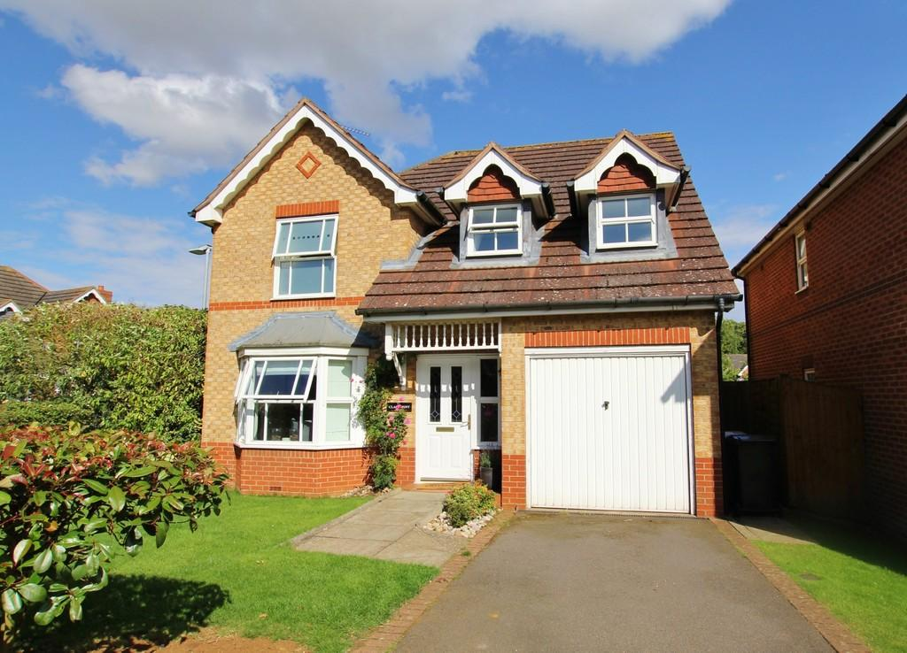 4 Bedrooms Detached House for sale in Claremont House, Schofield Road