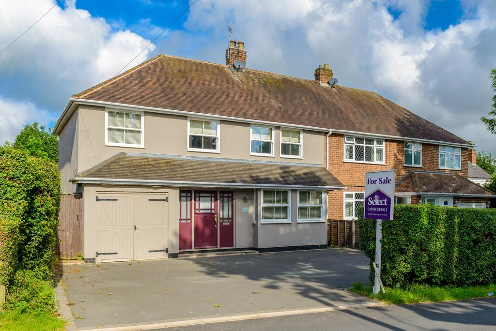 4 Bedrooms Semi Detached House for sale in Station Rd, Balsall Common
