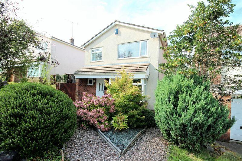 4 Bedrooms Detached House for sale in Maple Tree Close, Cardiff