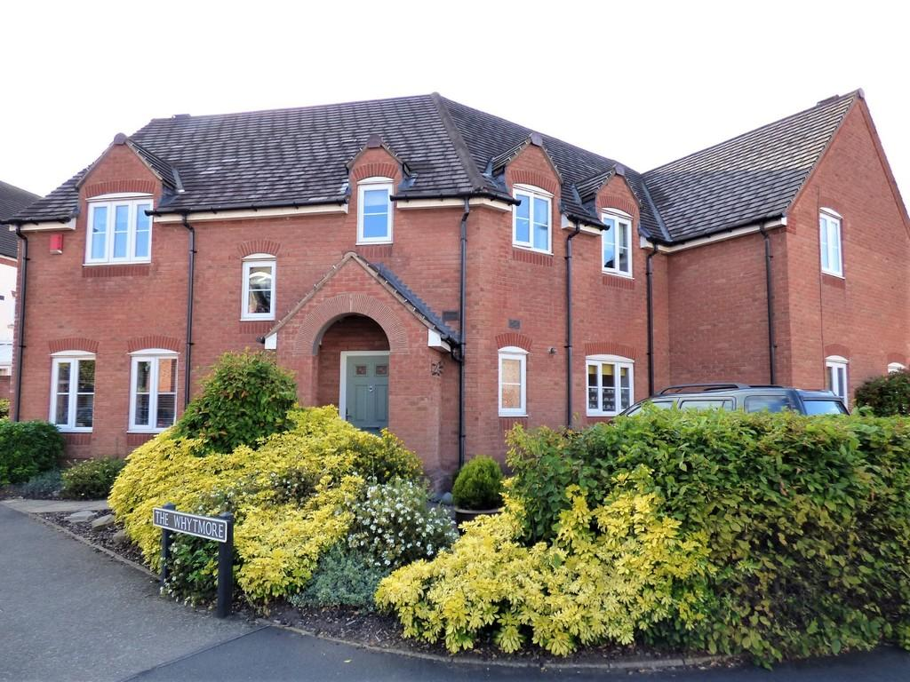 3 Bedrooms Semi Detached House for sale in The Whytmore, Lichfield