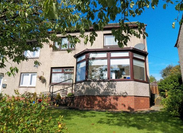3 Bedrooms Semi Detached House for sale in 20A Calton Avenue, Campbeltown, PA28 6NA