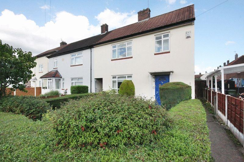 3 Bedrooms End Of Terrace House for sale in Heyland Road, Manchester