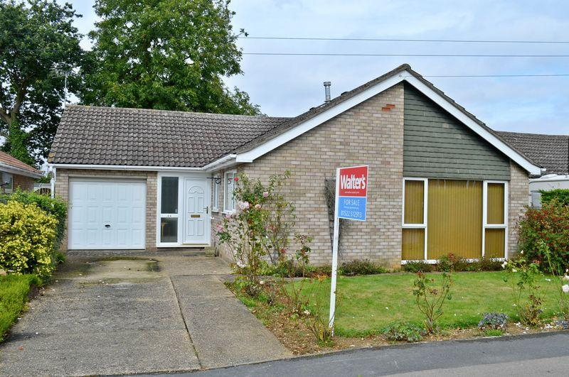 3 Bedrooms Detached Bungalow for sale in Malvern Avenue, WASHINGBOROUGH