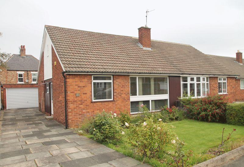 3 Bedrooms Bungalow for sale in Westbeck Gardens, Linthorpe