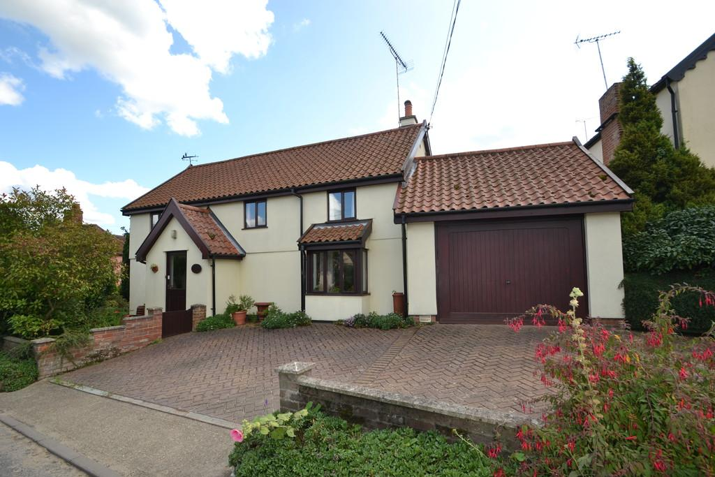 2 Bedrooms Cottage House for sale in The Street, Tuddenham, Ipswich, IP6 9BT