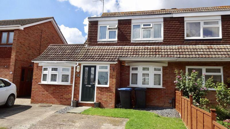 3 Bedrooms Semi Detached House for sale in Silvesters, Harlow