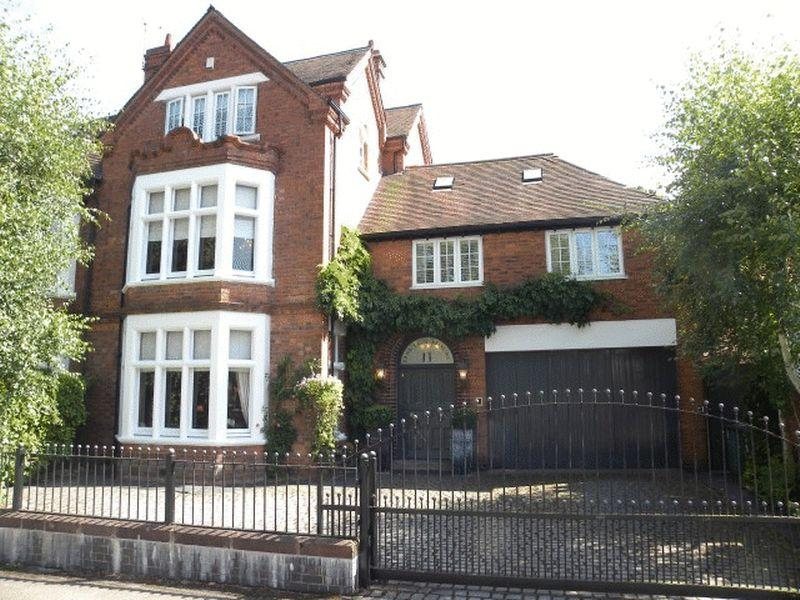 5 Bedrooms End Of Terrace House for sale in Dalton Road, Earlsdon, CV5