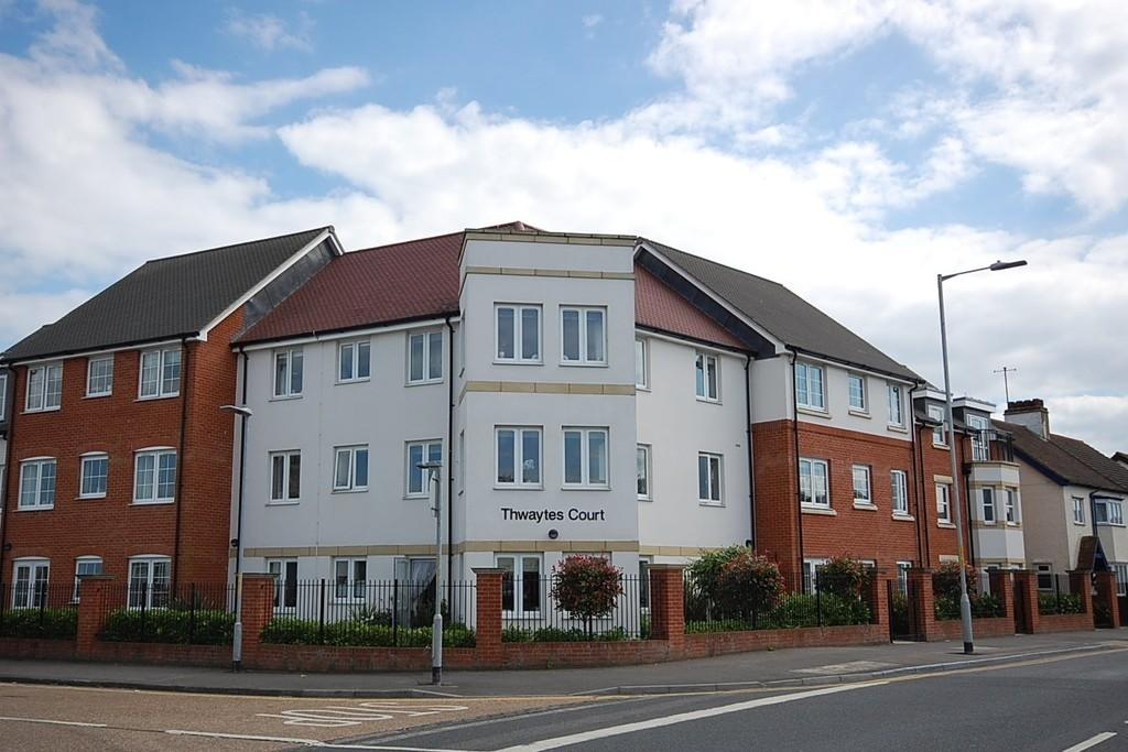 1 Bedroom Retirement Property for sale in Minster Drive, Herne Bay