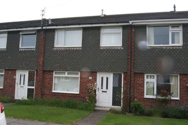 3 Bedrooms House for sale in Elwin Close, Whitley Bay