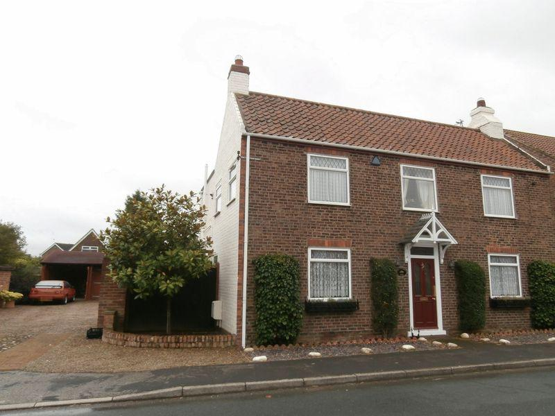 3 Bedrooms Detached House for sale in Main Road, Burton Pidsea