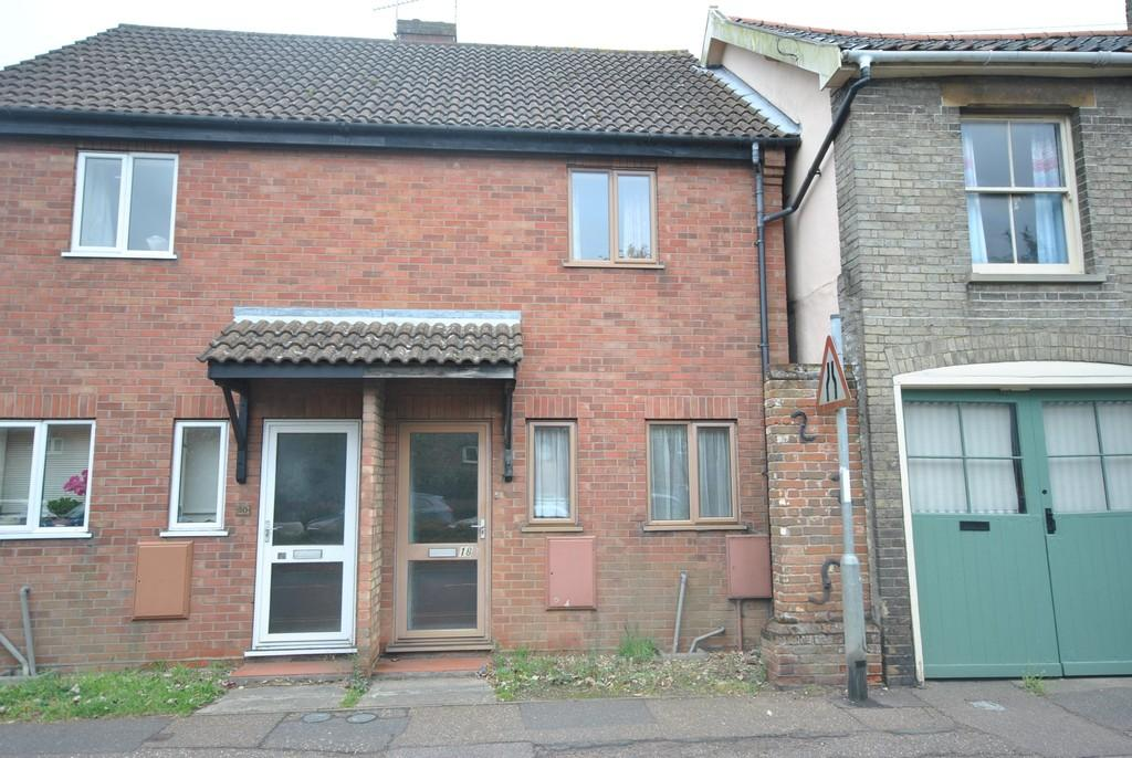2 Bedrooms Terraced House for sale in Diss, Norfolk