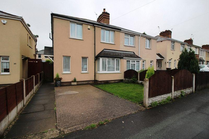 3 Bedrooms Semi Detached House for sale in Moseley Road, Bilston