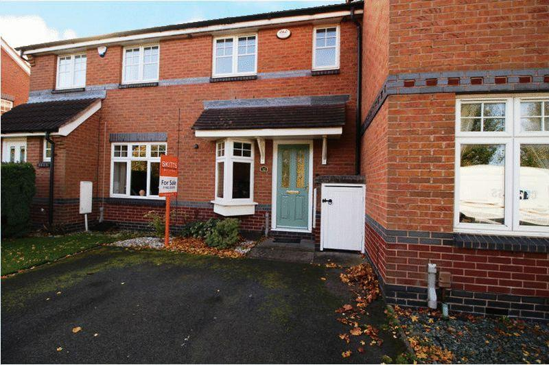 2 Bedrooms Terraced House for sale in Anvil Crescent, Bilston