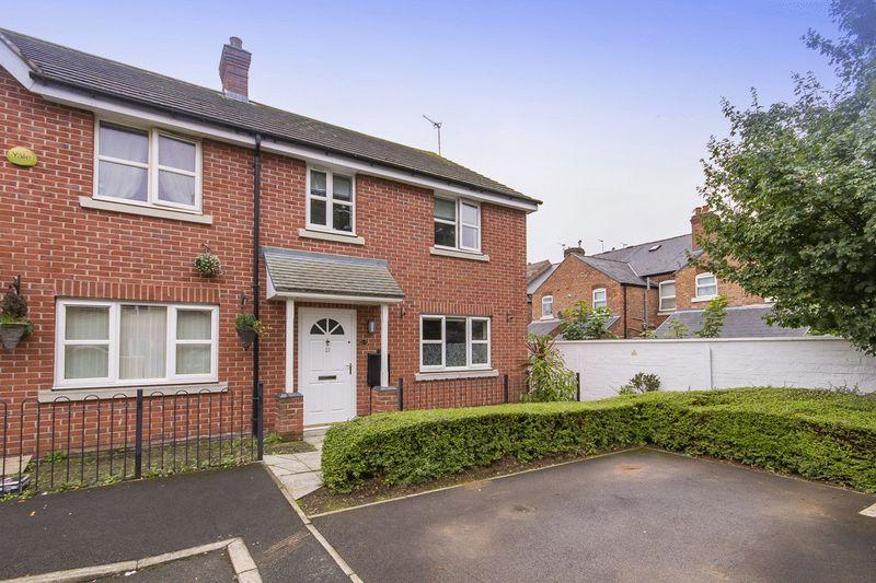 2 Bedrooms End Of Terrace House for sale in ASHWOOD CLOSE, ALLENTON