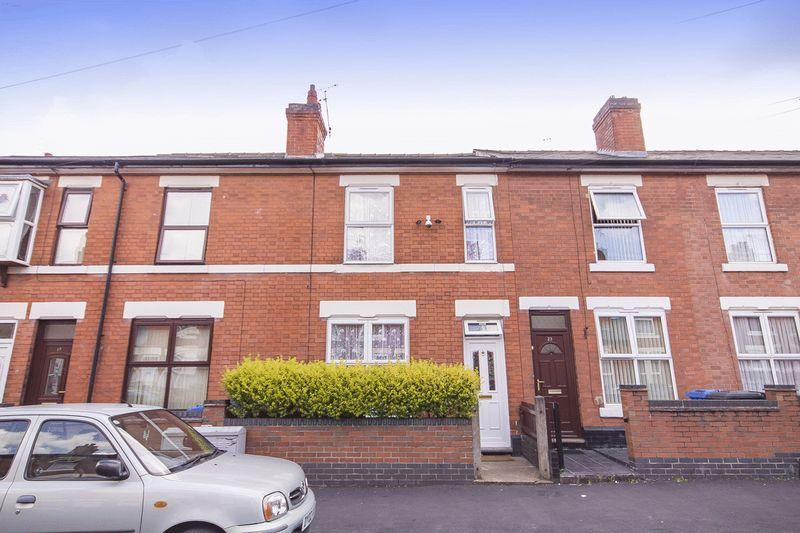 4 Bedrooms Terraced House for sale in VIOLET STREET, DERBY