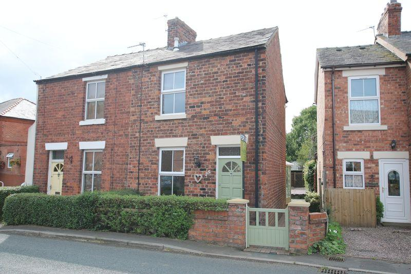 2 Bedrooms Semi Detached House for sale in South Road, Bretherton