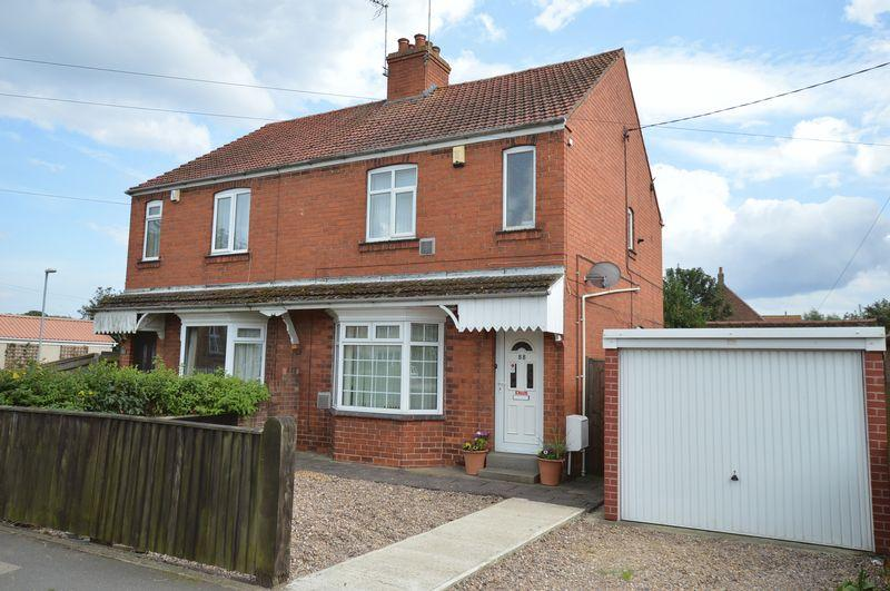2 Bedrooms Semi Detached House for sale in 88 High Street, Coningsby