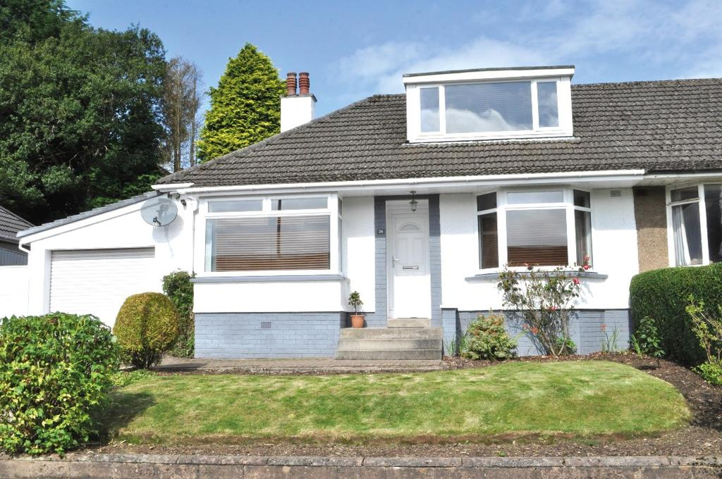 3 Bedrooms Semi Detached House for sale in Lynn Drive, Milngavie, East Dunbartonshire, G62 8HN