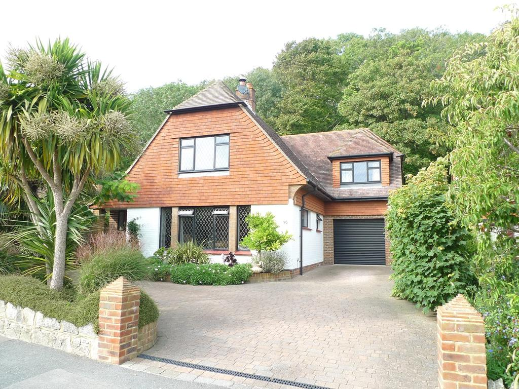 4 Bedrooms Detached House for sale in Parkway, Ratton, Eastbourne, BN20