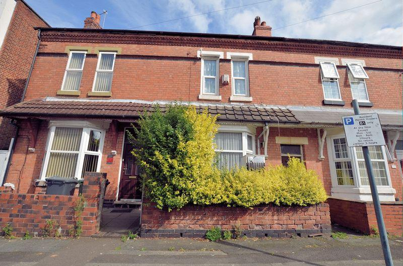 3 Bedrooms Terraced House for sale in Poplar Road, Bearwood