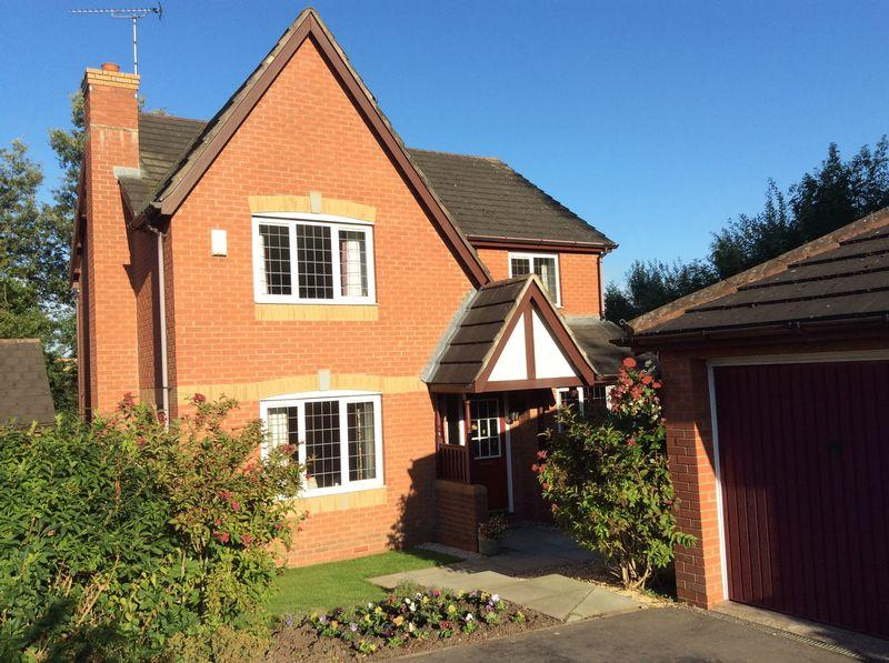 4 Bedrooms Detached House for sale in Bridgewater Grange, Preston Brook, Cheshire