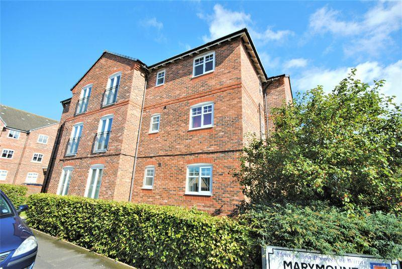 2 Bedrooms Apartment Flat for sale in Marymount Close, Wallasey