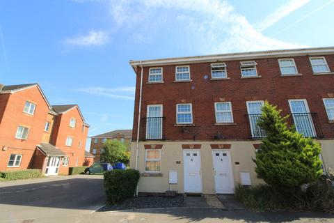 4 bedroom townhouse to rent - Beaufort Square, Pengam Green, Cardiff