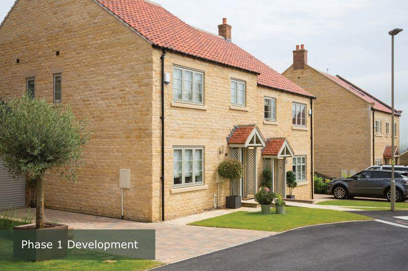 4 Bedrooms Semi Detached House for sale in The View, Thornton le Dale