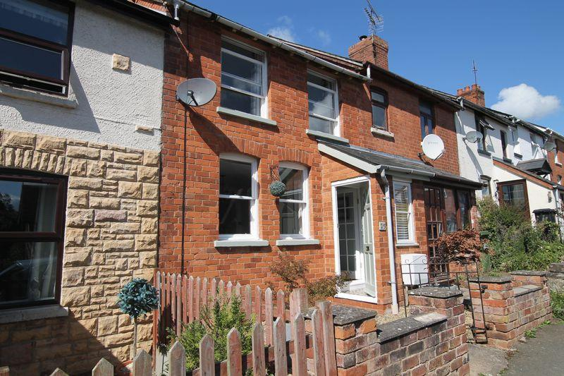 2 Bedrooms Terraced House for sale in York Road, Bromyard