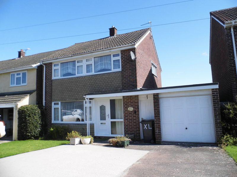 3 Bedrooms Detached House for sale in Whitstone Rise, Shepton Mallet