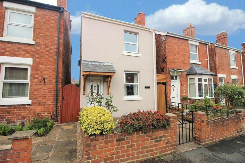 3 Bedrooms Detached House for sale in Percy Street, Shrewsbury