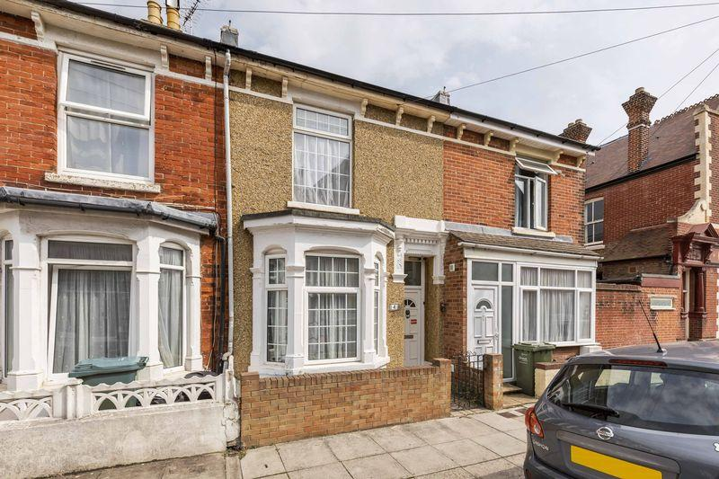 3 Bedrooms Terraced House for sale in Ewart Road, Fratton, Portsmouth