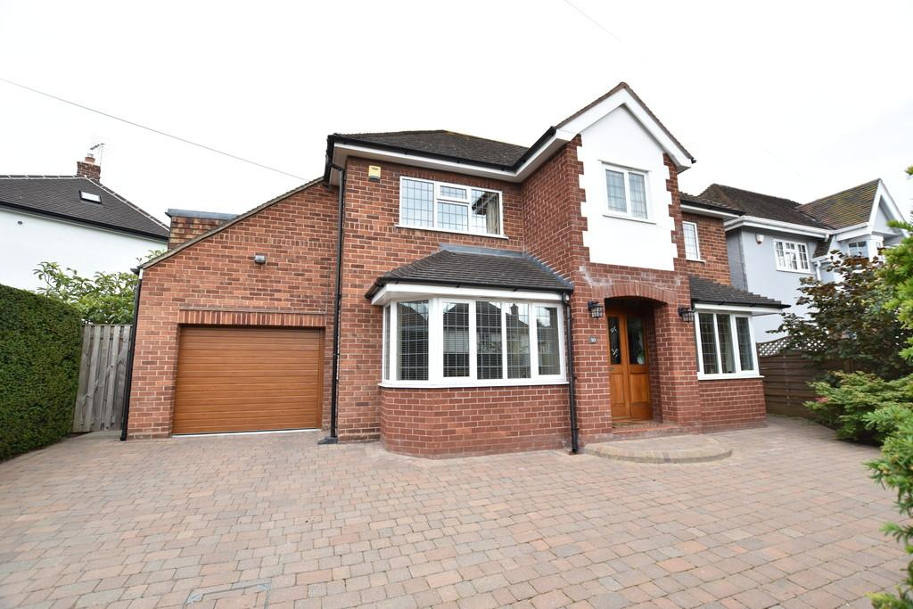 4 Bedrooms Detached House for sale in Argyll Avenue, Curzon Park