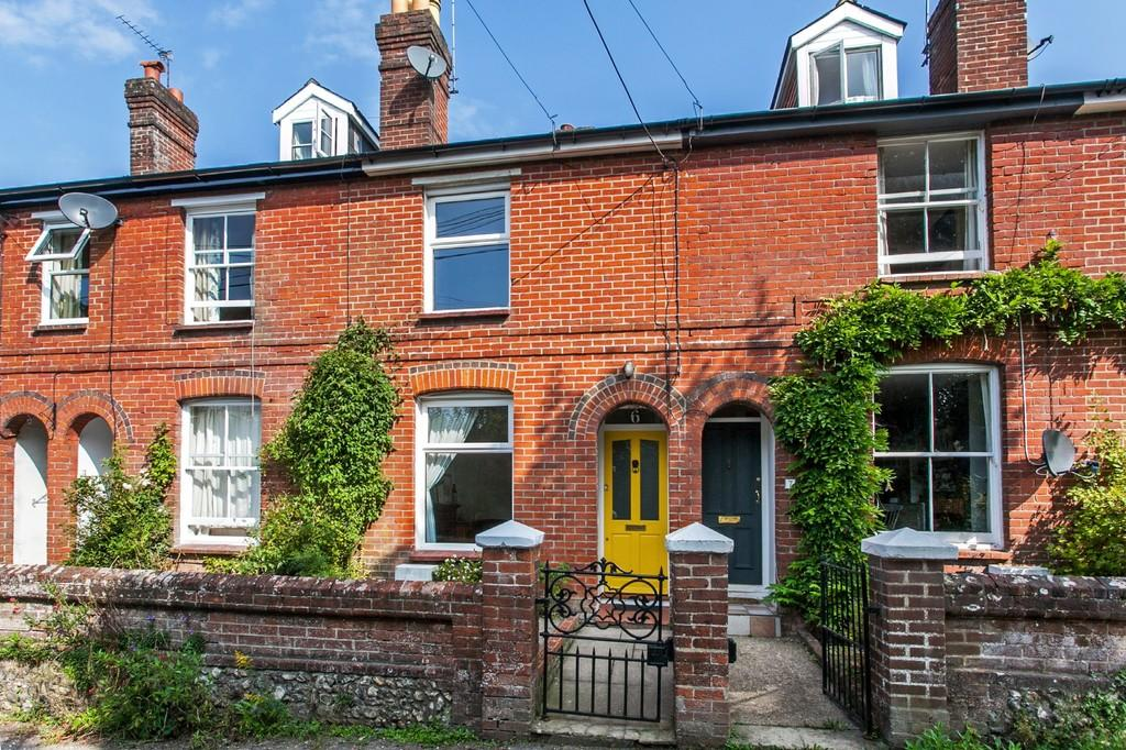 2 Bedrooms Terraced House for sale in Park Lane, Twyford, Winchester, SO21