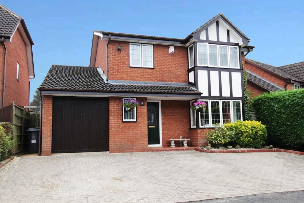4 Bedrooms Detached House for sale in Old Manor Close, Drayton Bassett