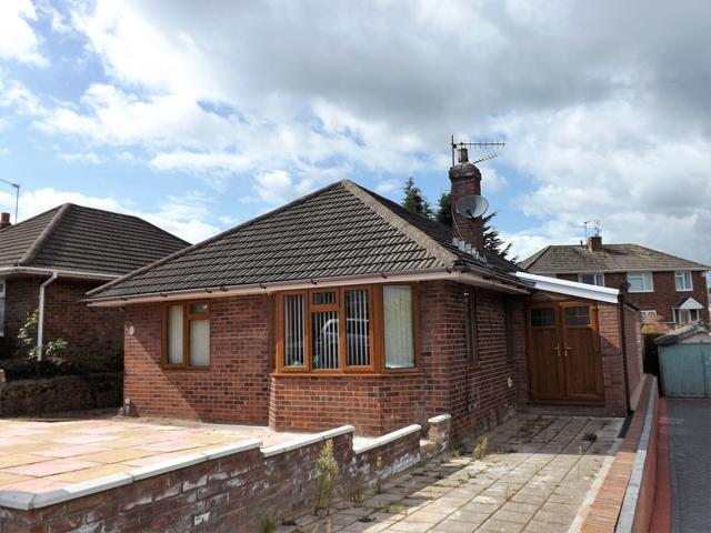 3 Bedrooms Bungalow for sale in CYNCOED - Partially Extended, Detached and Modernised Bungalow in ever popular Cyncoed